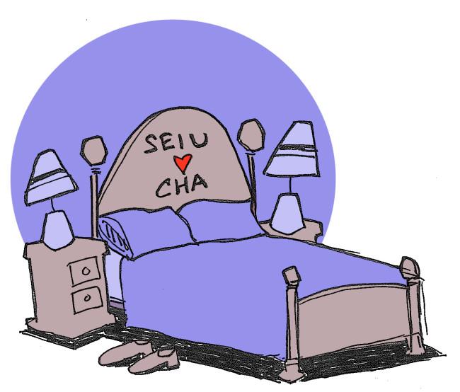 SEIU+CHA