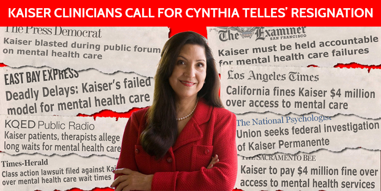 Cynthia Telles Resign