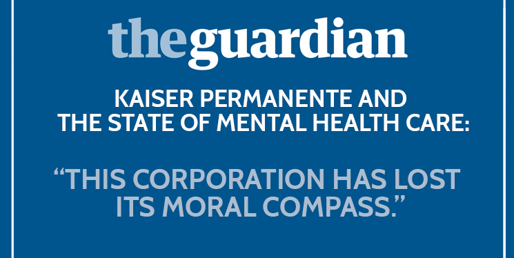 Guardian Kaiser lost moral compass