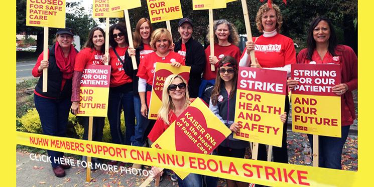 IBHS Santa Rosa CNA ebola strike HOME