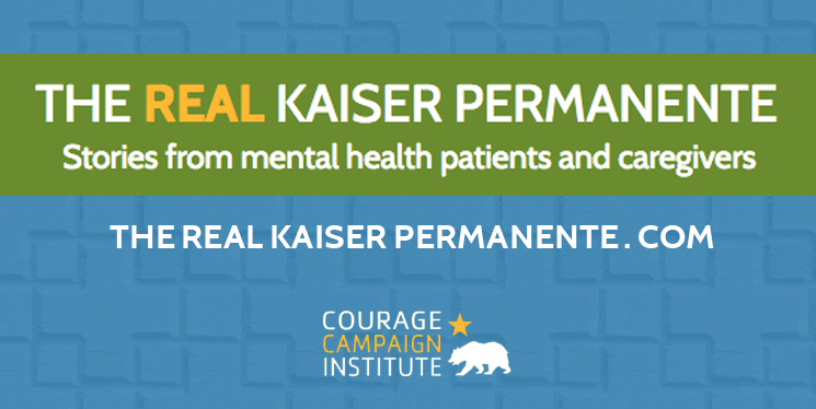 The Real Kaiser Permanente Courage Campaign