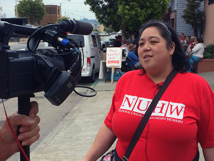 20150820 San Francisco Nursing Center strike 03