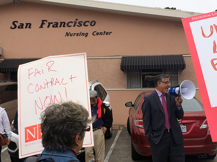 20150820 San Francisco Nursing Center strike 08