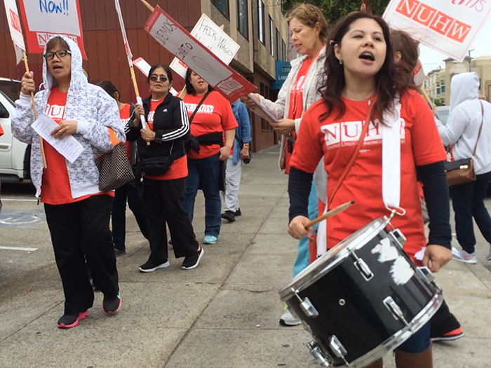 20150820 San Francisco Nursing Center strike 11