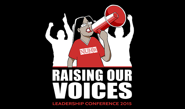 NUHW Leadership Conference