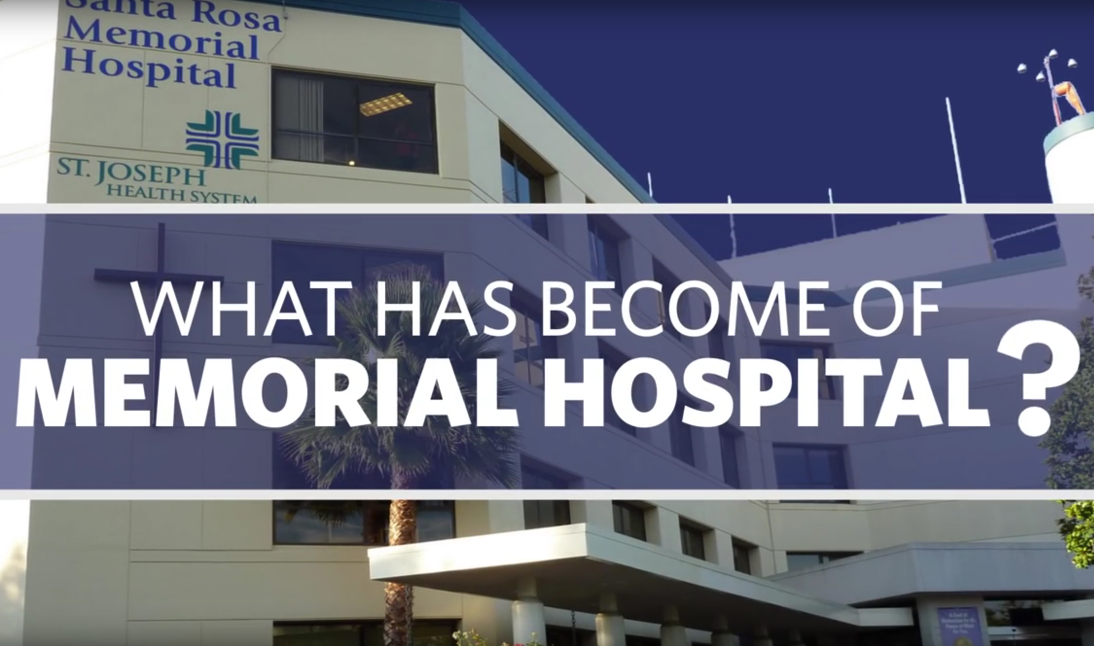 What Has Become of Memorial Hospital?