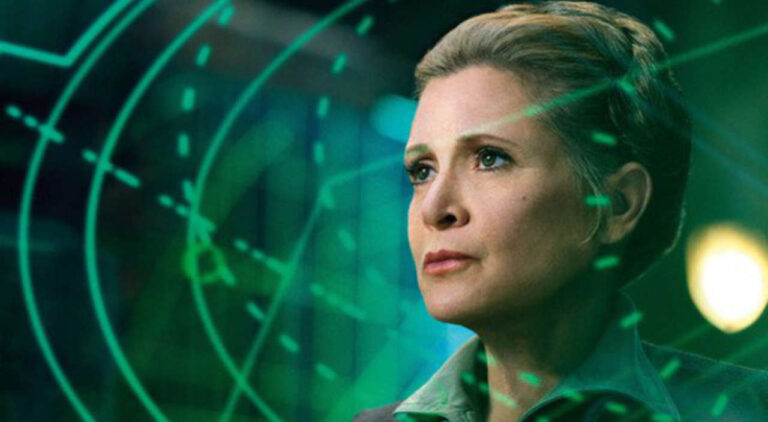 Carrie Fisher battled stormtroopers and stigma