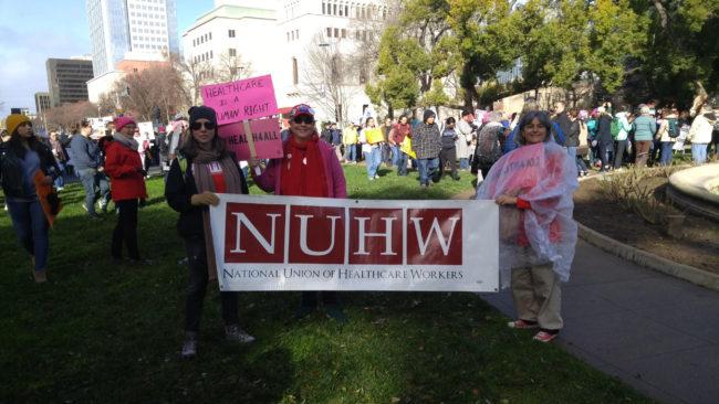 NUHW Sacramento