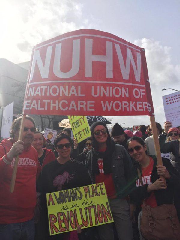 Women's March 1