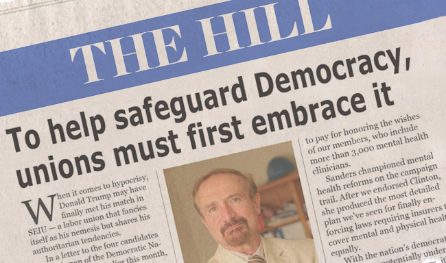 The Hill op-ed