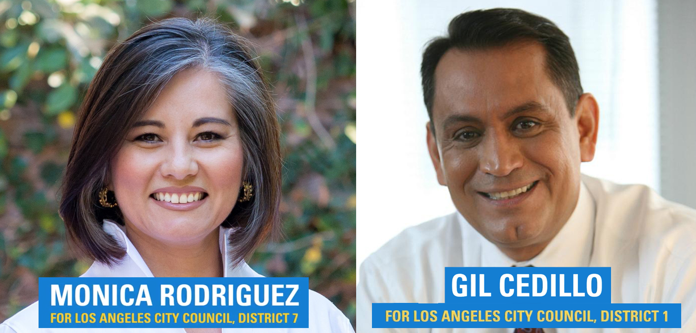 NUHW endorses LA City Council candidates