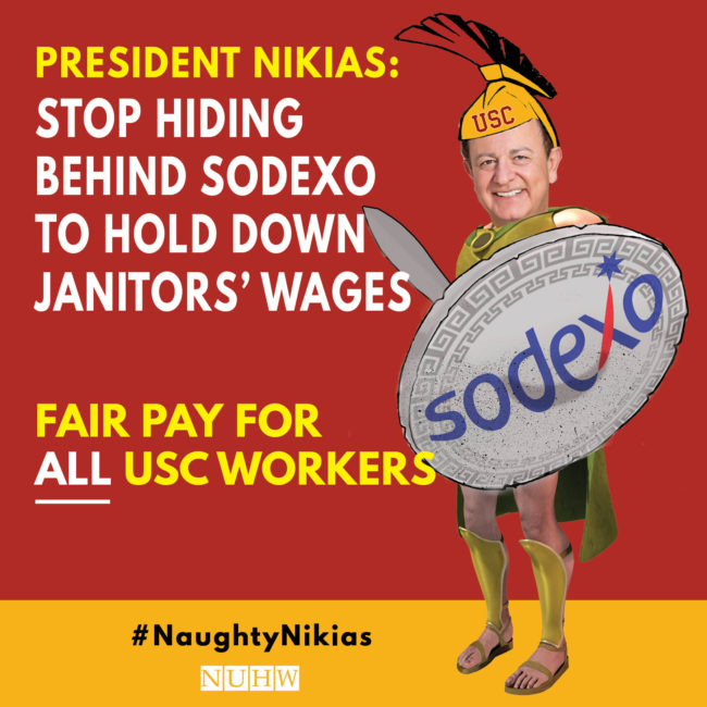 Nikias fair pay