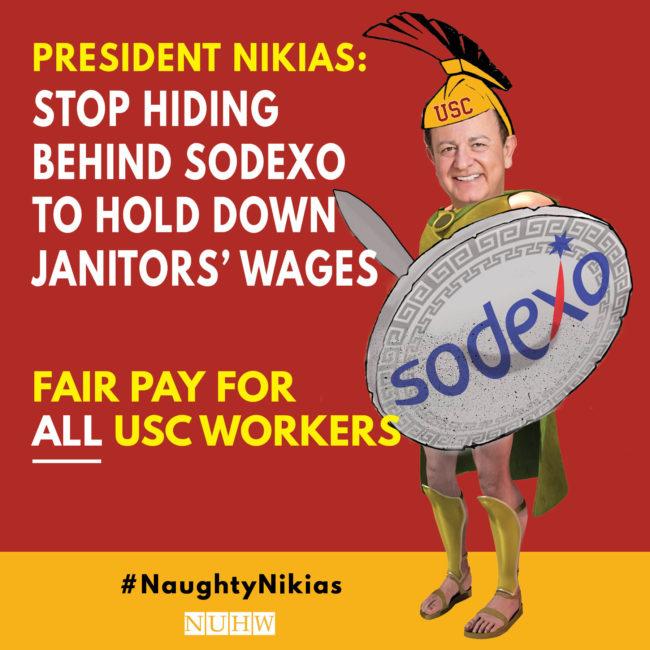 Nikias fair pay