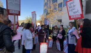 USC Clinic Picket2