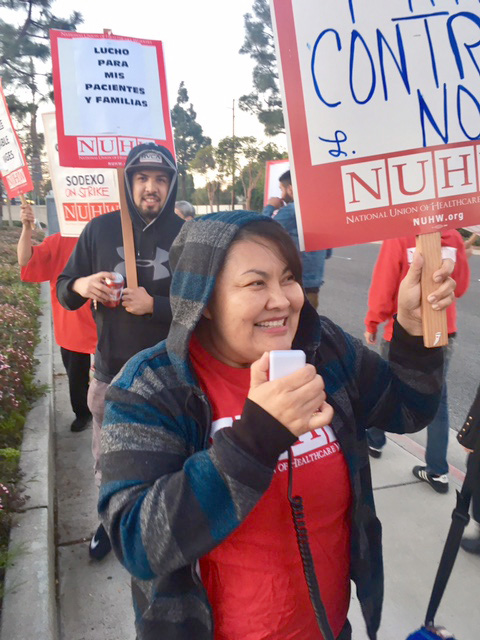 20180201 Fountain Valley Sodexo strike 05