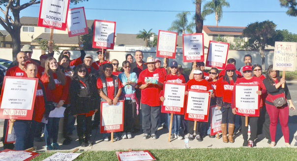 20180201 Fountain Valley Sodexo strike 07