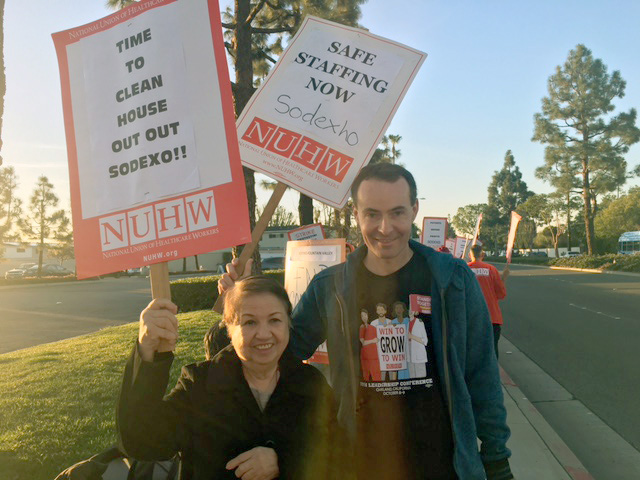 20180201 Fountain Valley Sodexo strike 14