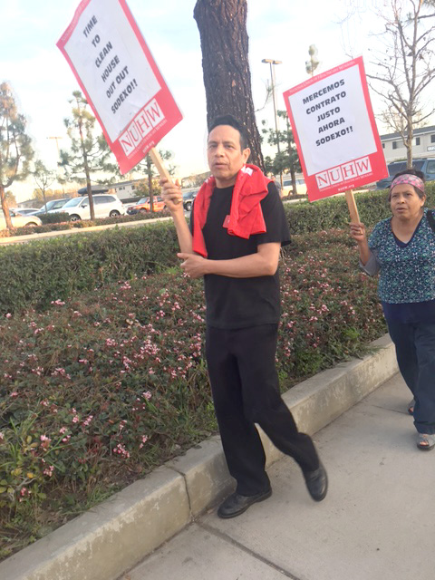 20180201 Fountain Valley Sodexo strike 22