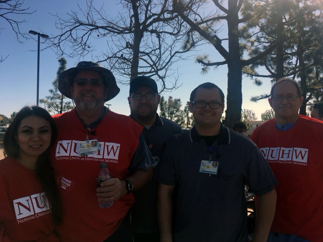 20180201 Fountain Valley Sodexo strike 24