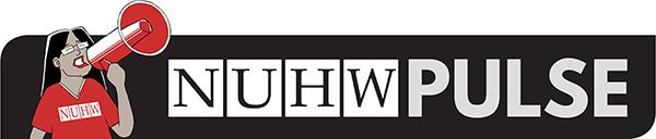 NUHW Pulse logo