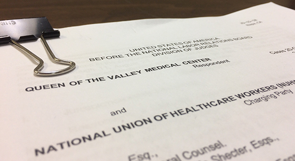 Judge rules Queen of the Valley broke law, violated worker rights