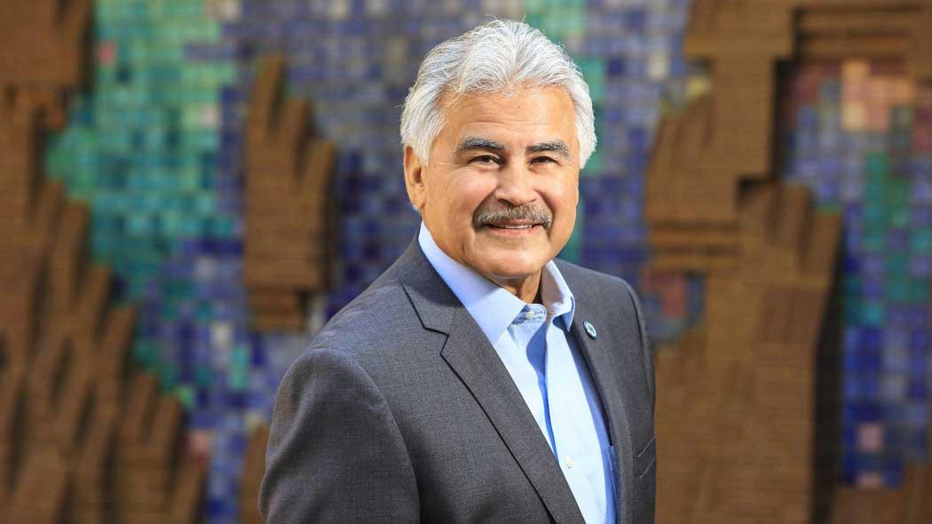 CEO Pete Delgado